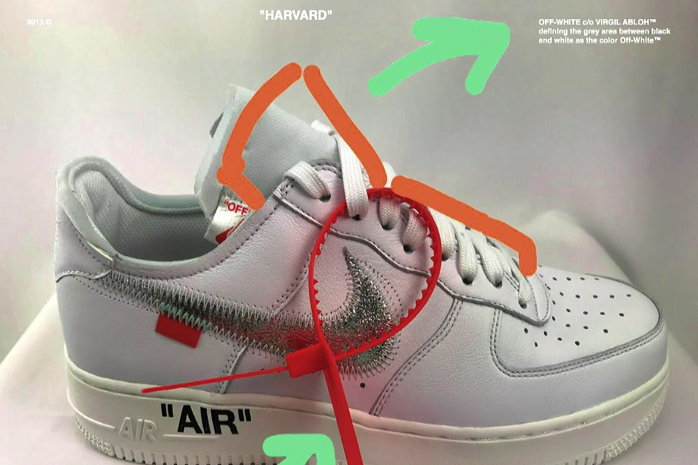 Virgil Abloh Reveals Unreleased Samples From 'The Ten' Collaboration With Nike