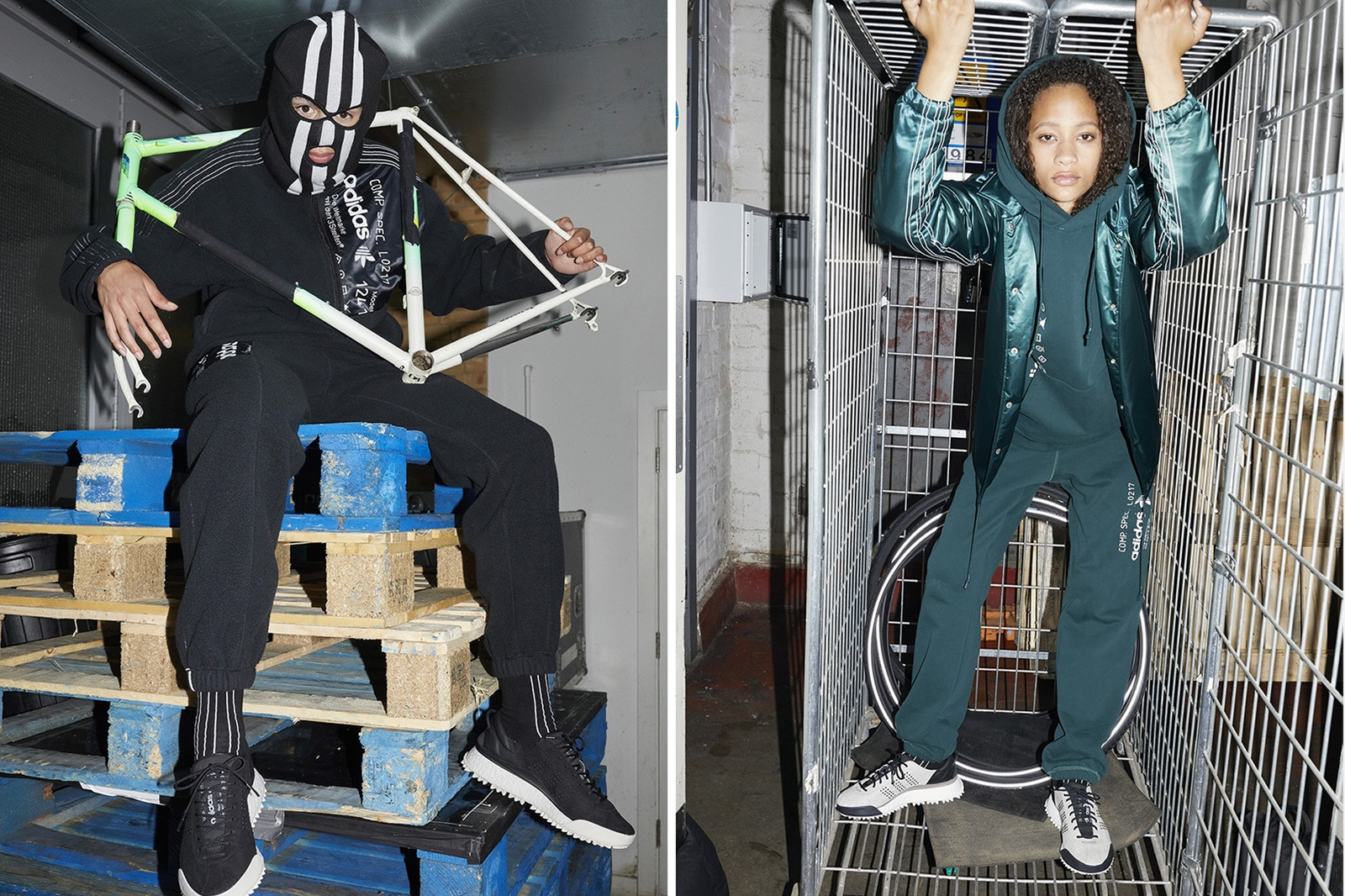 Alexander Wang x adidas Originals Season Two Drop Three Available Now