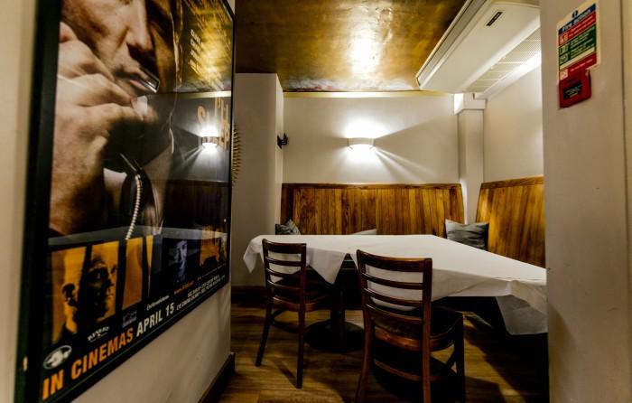 PAUSE EATS: Cigala London