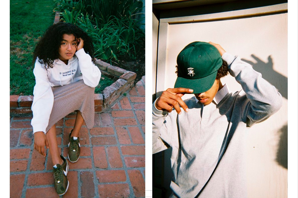 Earl Sweatshirt's DEATHWORLD Collection Dropped Today