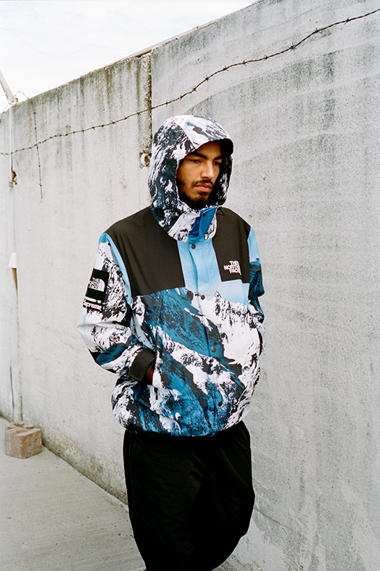 Supreme x The North Face Fall/Winter 2017 Collection