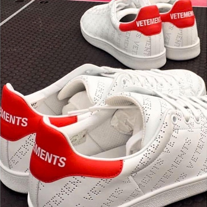 Matches Fashion Set to Stock Vetements' Spring/Summer 2018 Footwear