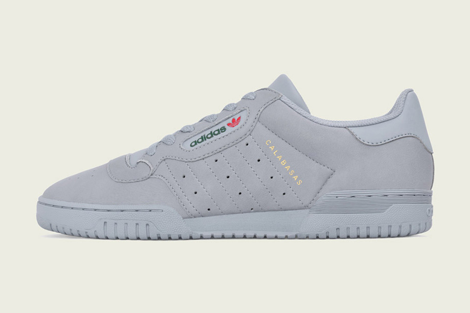 """How to Buy the adidas YEEZY Powerphase in """"Grey"""""""