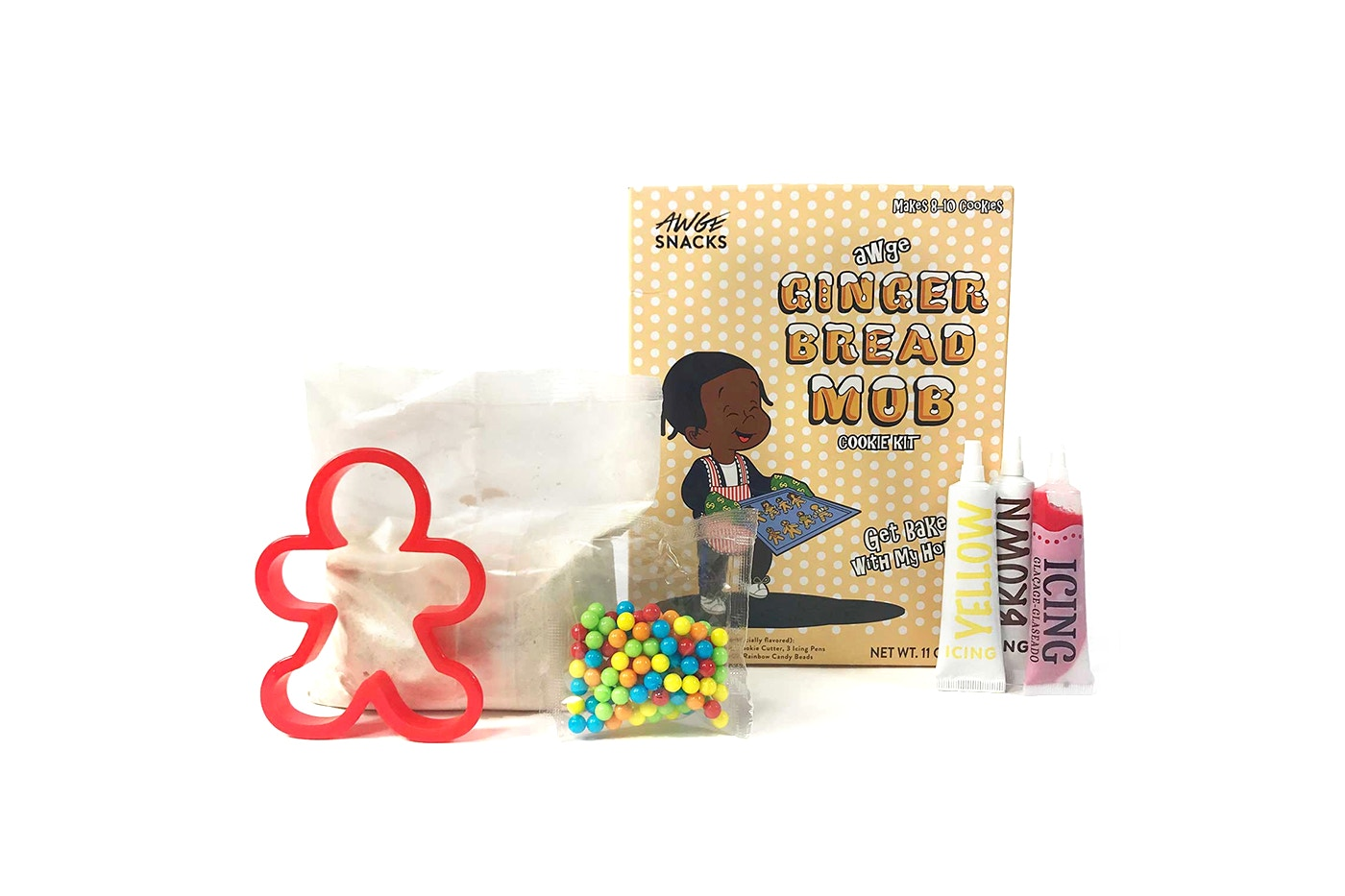 A$AP Rocky Releases 'Ginger Bread Mob' Cookie Kit