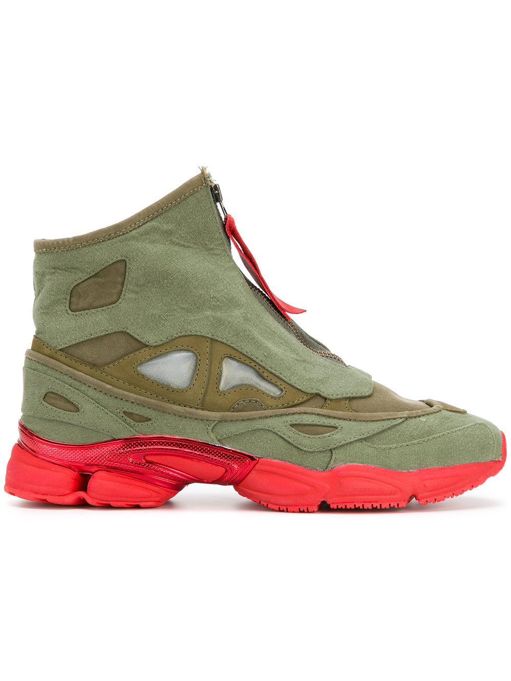 The Shoe Surgeon x Farfetch Raf Simons Ozweego Sneakers