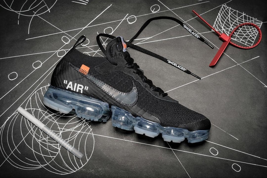 A New Image Surfaced of the Possible Off-White™ x Nike Air VaporMax