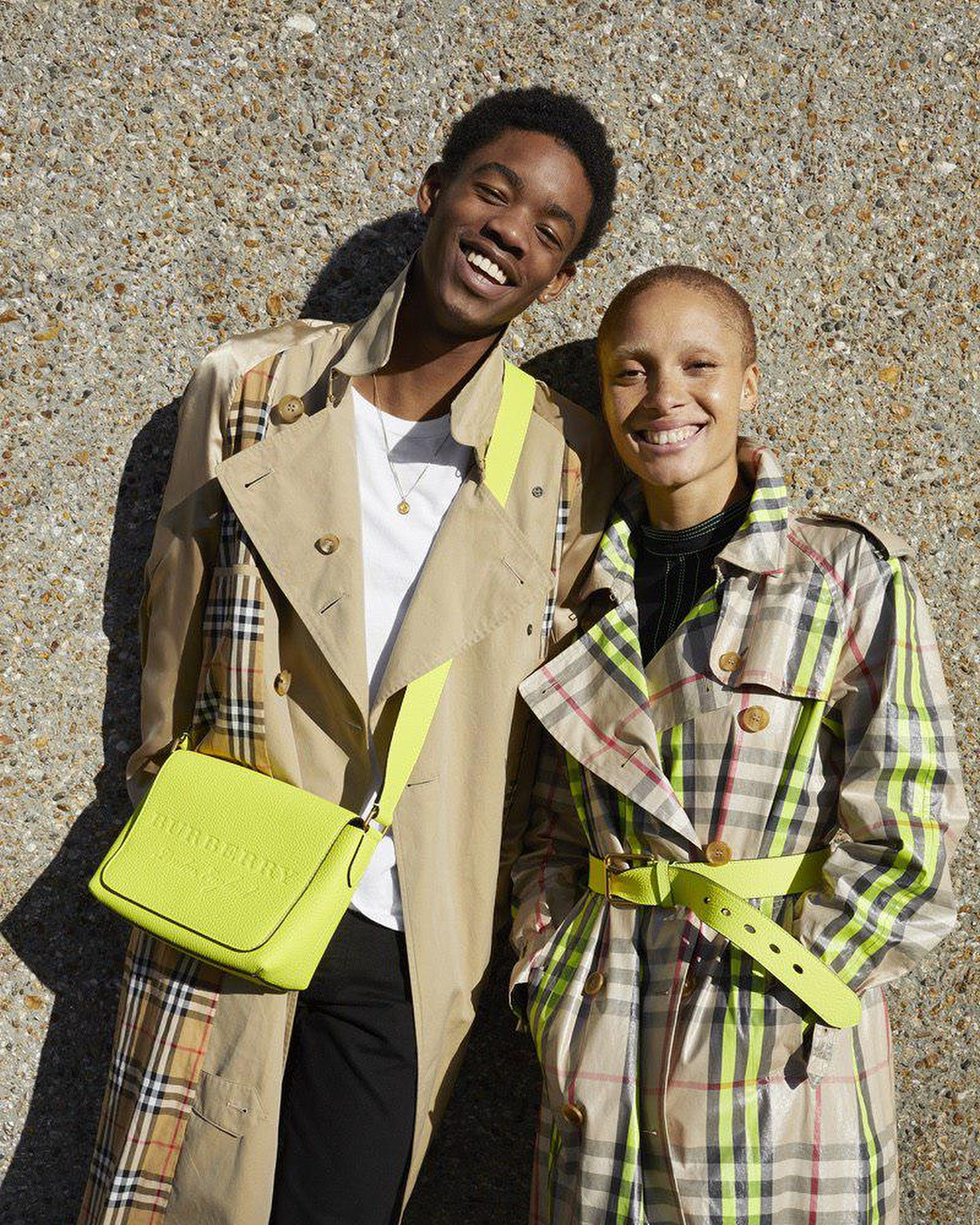 Check Out Burberry's New Collection for 2018