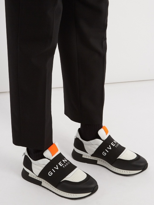 Check Out These Givenchy Runner Active Low-Top Trainers