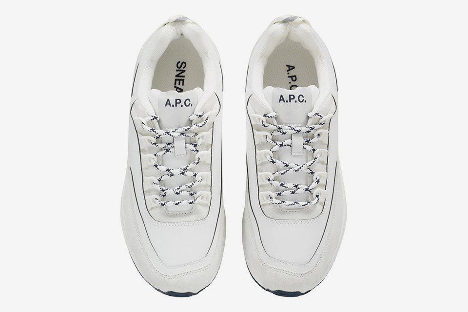 A.P.C. Is to Chip-In on the Chunky Dad Sneaker Trend Next Year