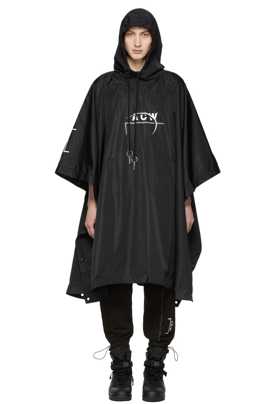 A-COLD-WALL* All-Black SS18 Exclusives Drops At SSENSE