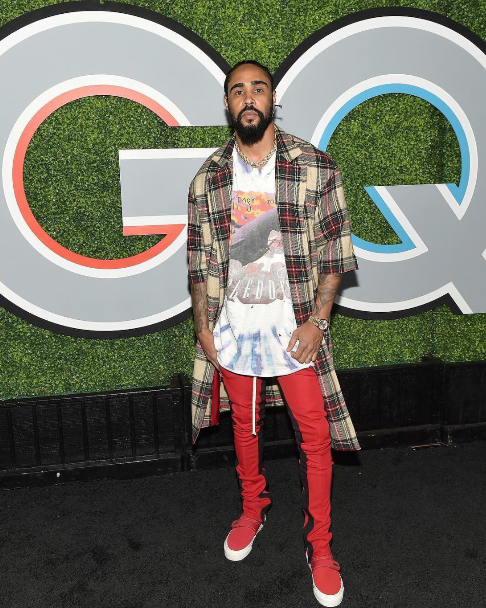 SPOTTED: Jerry Lorenzo In Full Fear Of God + Vans Collab