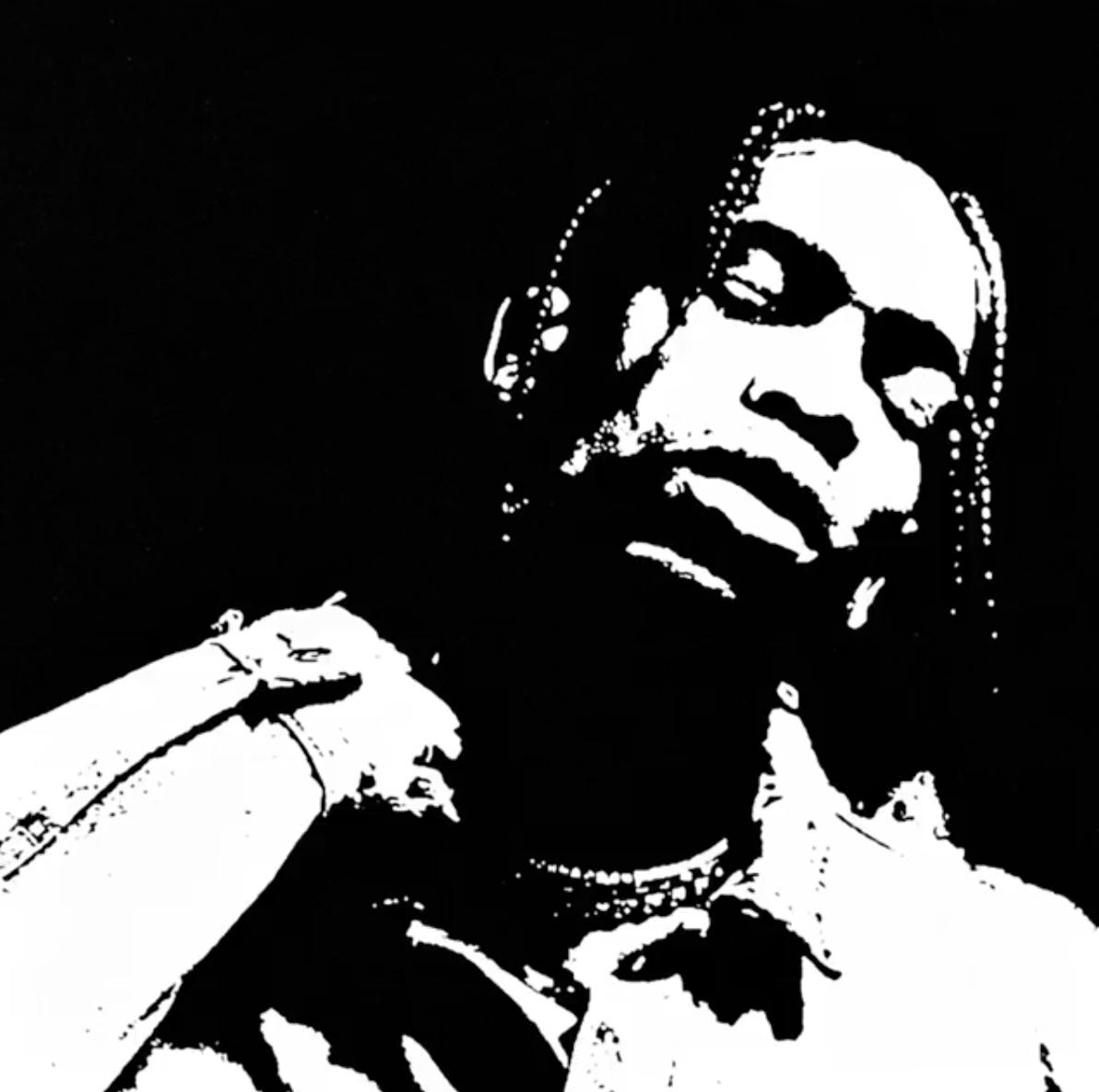 Travis Scott x Saint Laurent To Drop Vinyl Record at colette