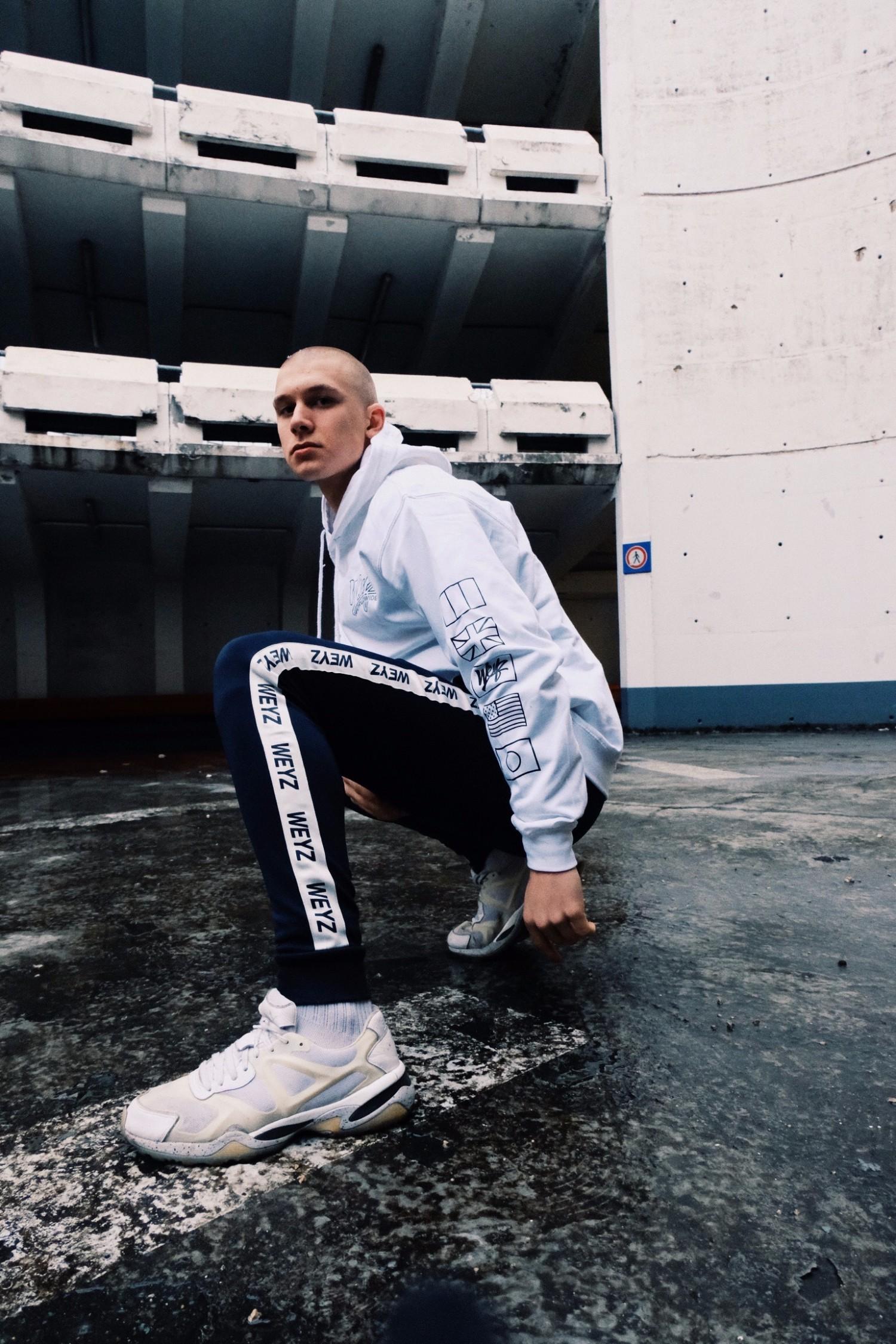 Weyz Clothing Drops Weyz Worldwide Part.2