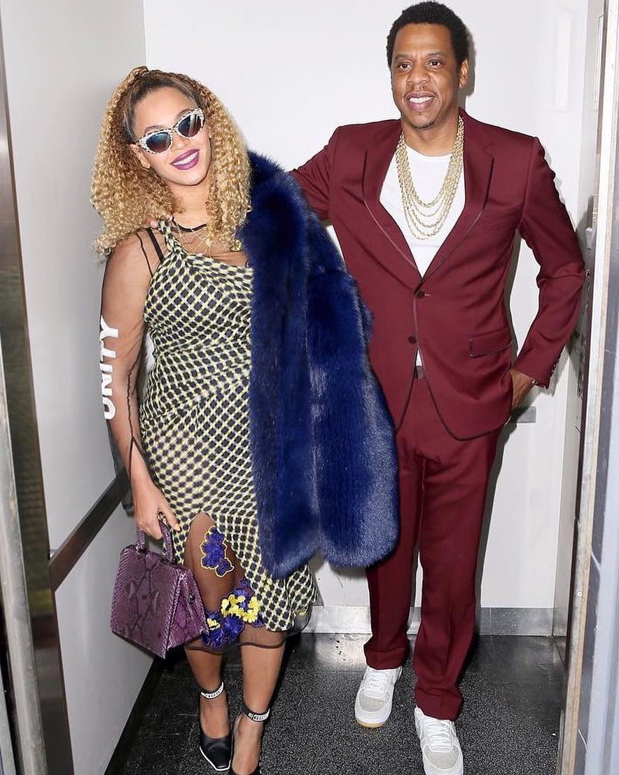 SPOTTED: Jay-Z and Beyonce Celebrating his Birthday in Style