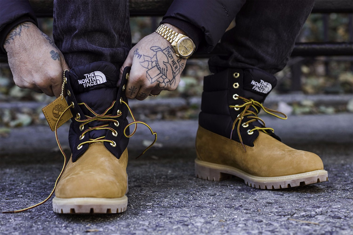 The North Face & Timberland Collaborate for a Winter Capsule