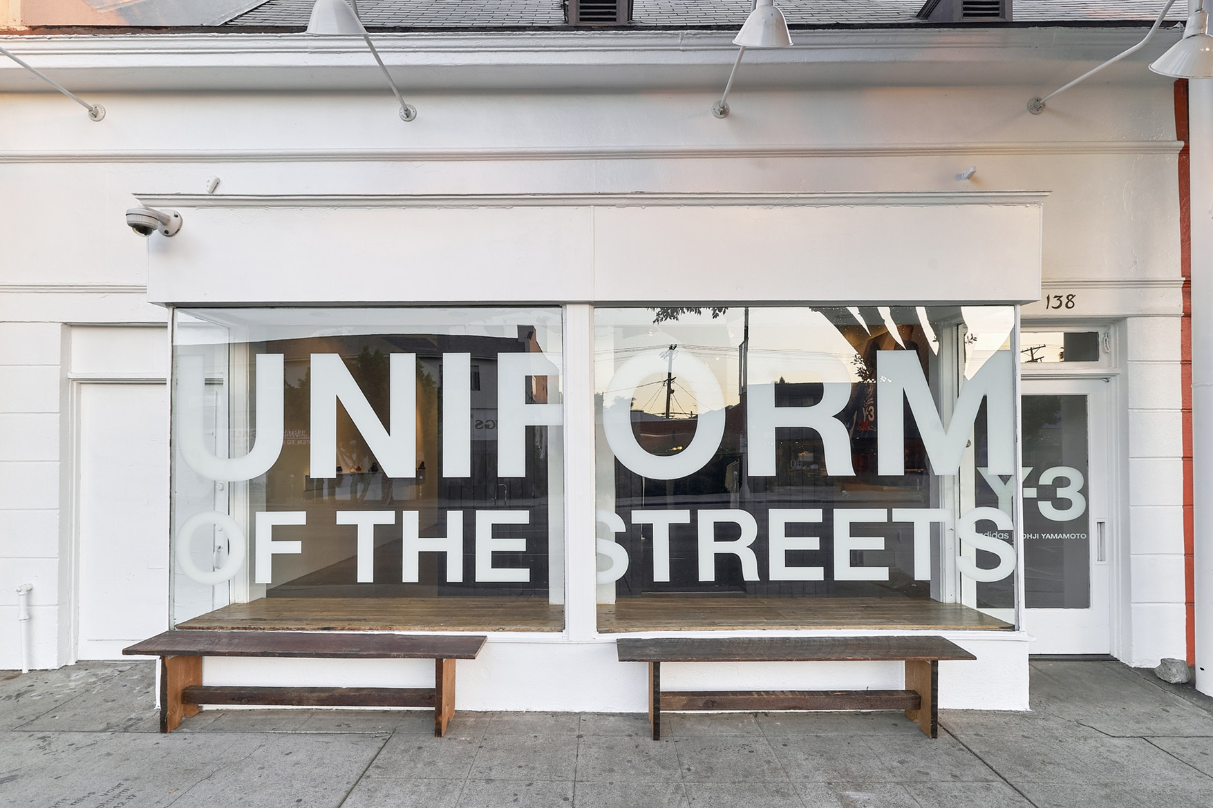 New Y-3 Store Opened in Los Angeles