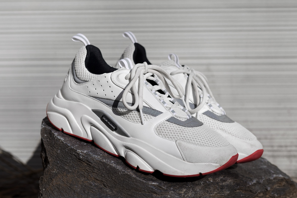 Get Ready for the New Dior Homme Runner