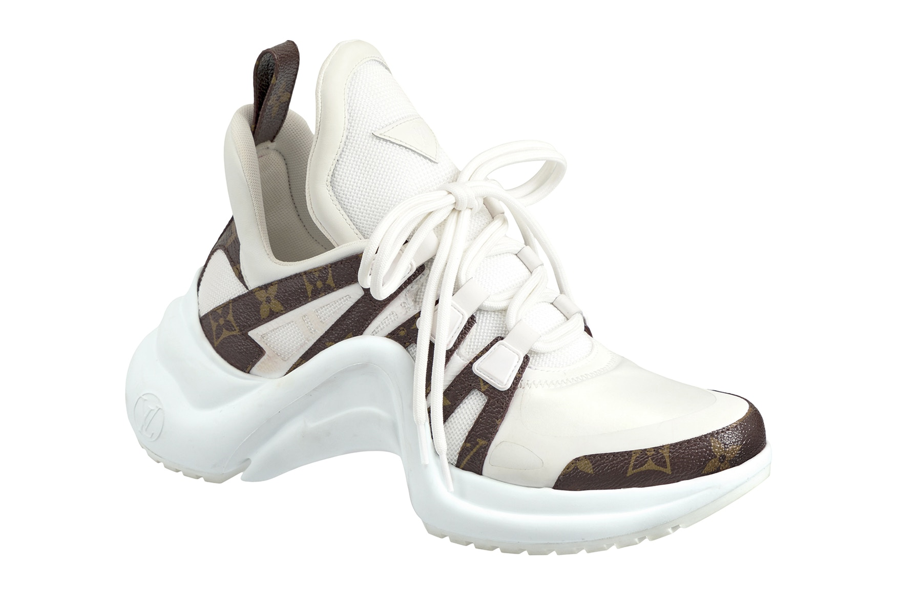 Here's a Better View of Louis Vuitton's Archlight Sneaker