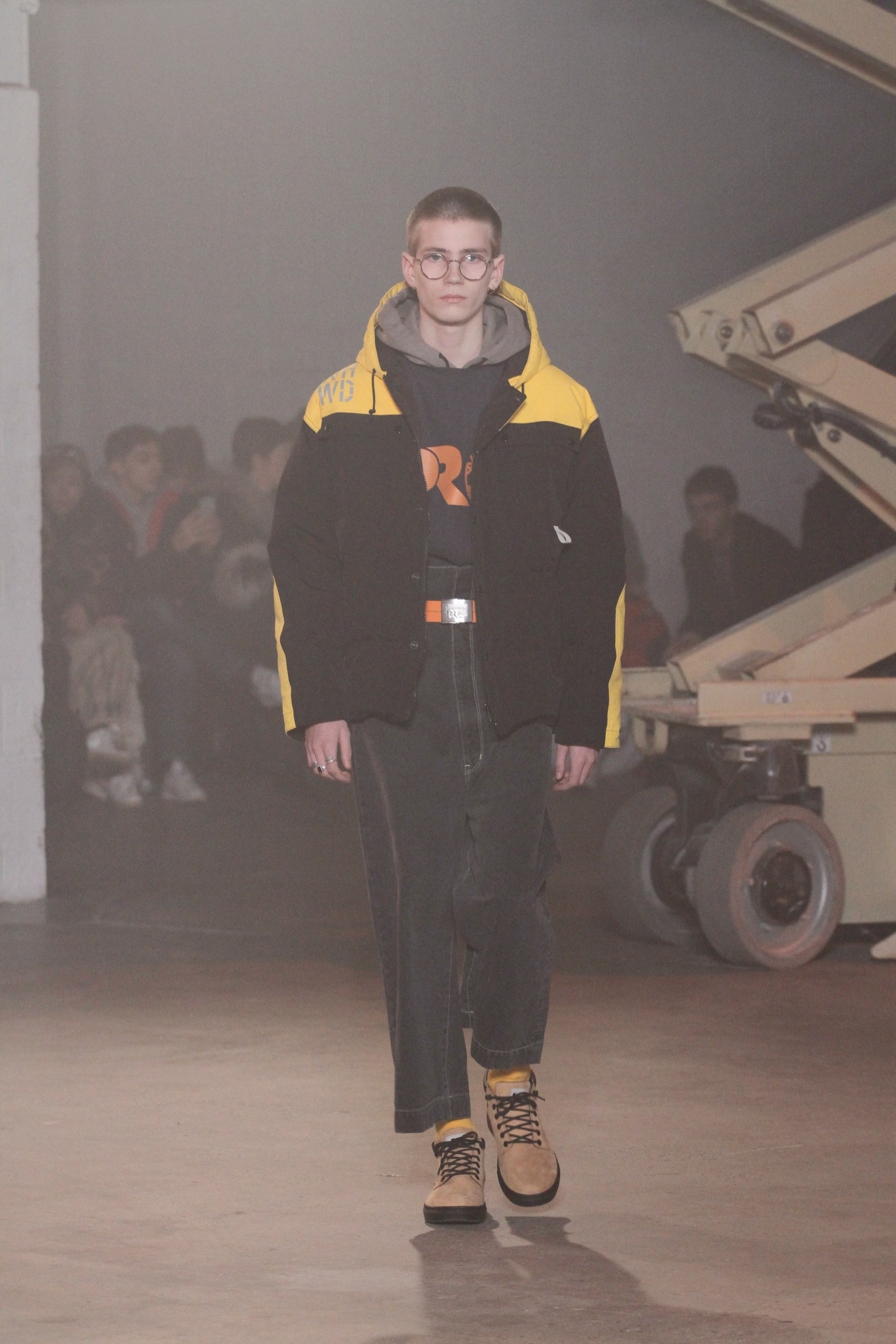 NYFWM: N.Hoolywood Autumn/Winter 2018