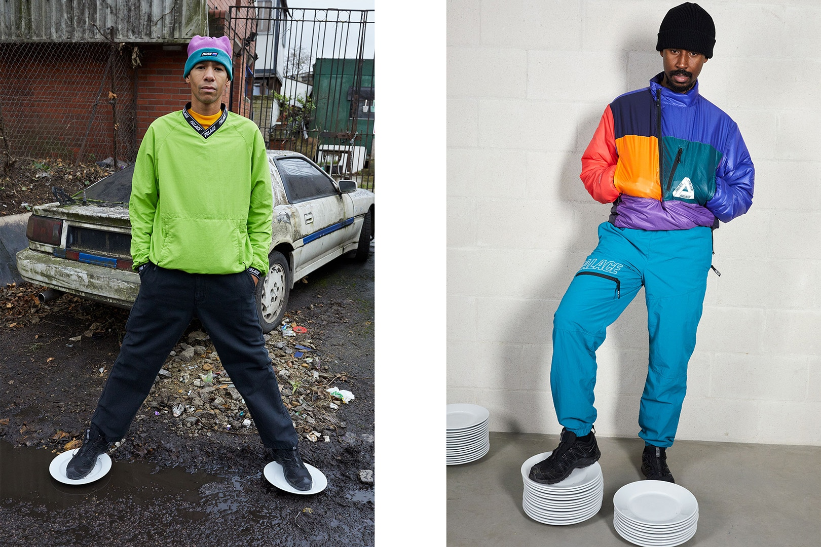 Take a Look at Palace's New Spring 2018 Lookbook
