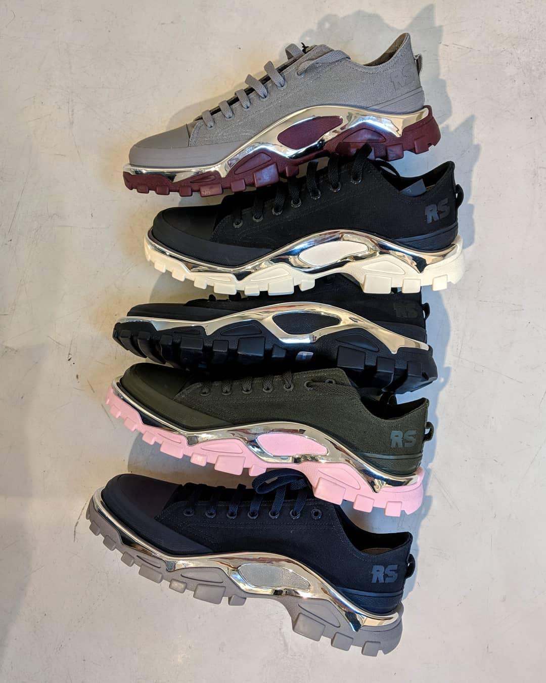 New Colourways for the Raf Simons Detroit Model