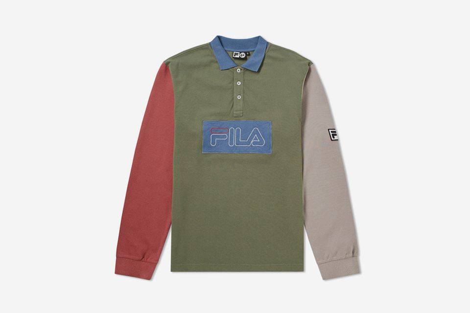 View and Shop the Full FILA x Liam Hodges Collection Here