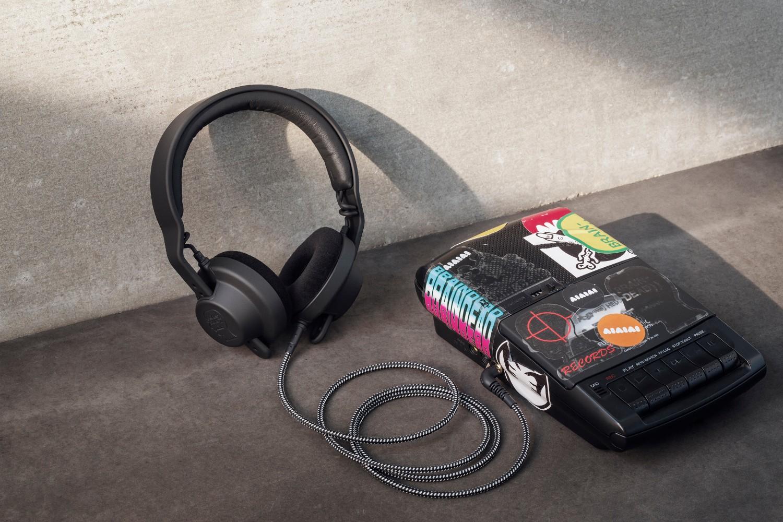 AIAIAI x Brain Dead Headphone Launch