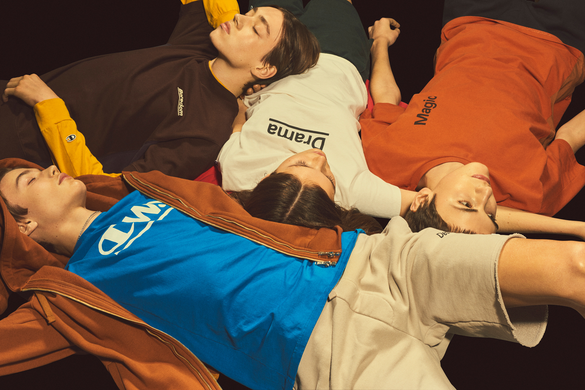 Champion by Wood Wood Spring/Summer 2018 Campaign