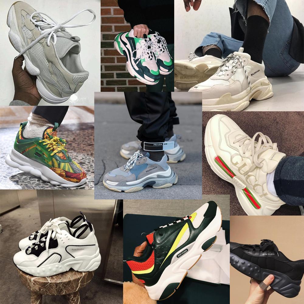 Dad Sneaker' – PAUSE