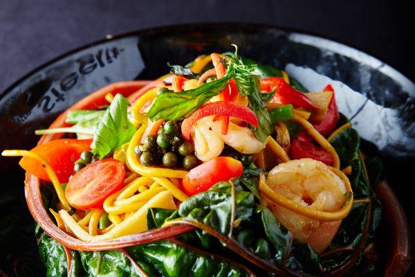 Drunken Seafood Noodles 1