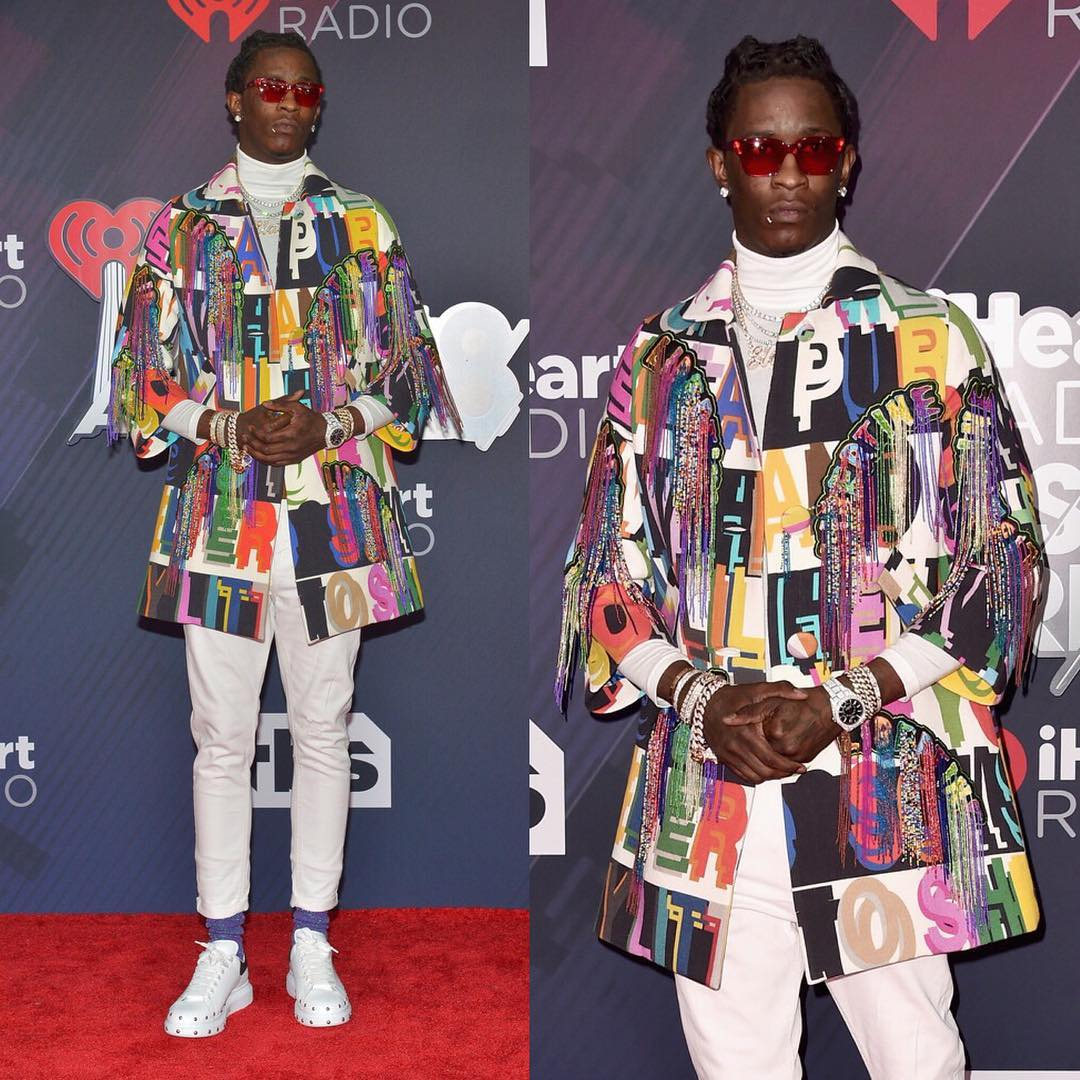 Here are Some of the Best Dressed Men at the 2018 iHeartRadio Music Awards