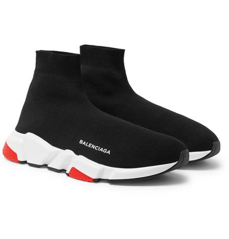 Balenciaga's Speed Sock Trainers are Back in Stock