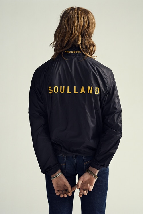 Soulland x 66° North Unveil Spring/Summer 2018 Collaboration