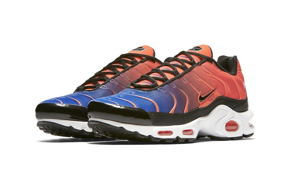 Nike Adds New Colourways to Air Max Plus Lineup