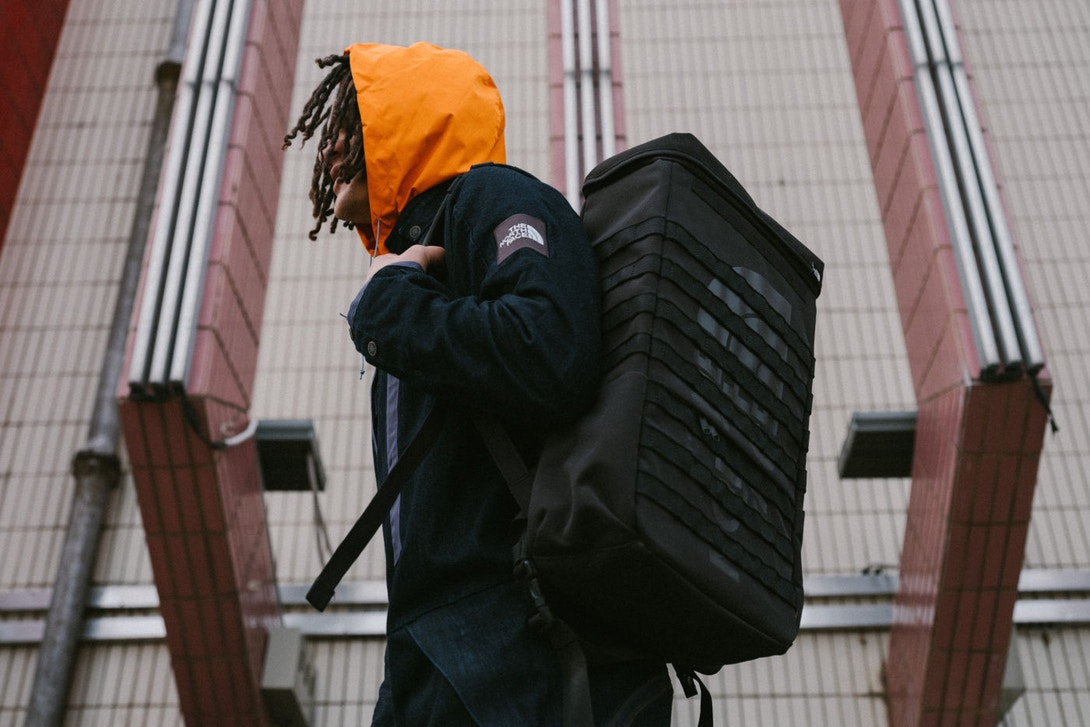 The North Face Uses Tech Denim For Spring/Summer Urban Exploration Collection