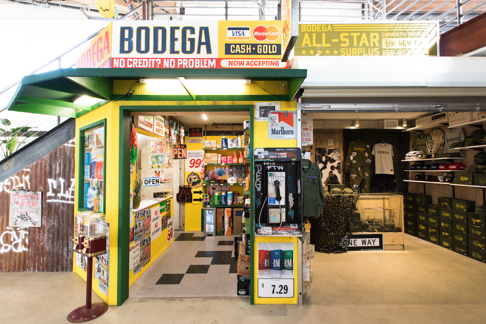 Bodega Opens New Flagship Store in Los Angeles