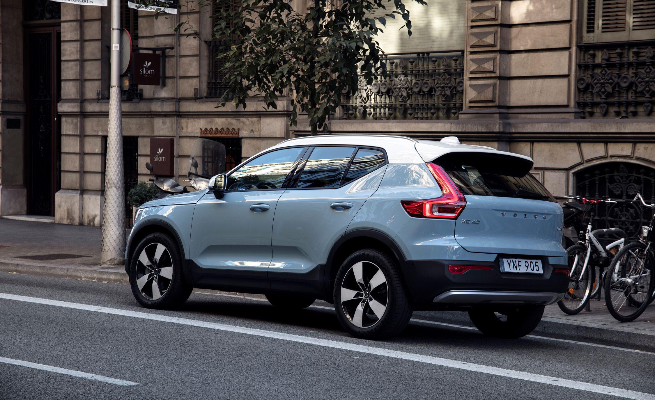 Volvo Launch The XC40