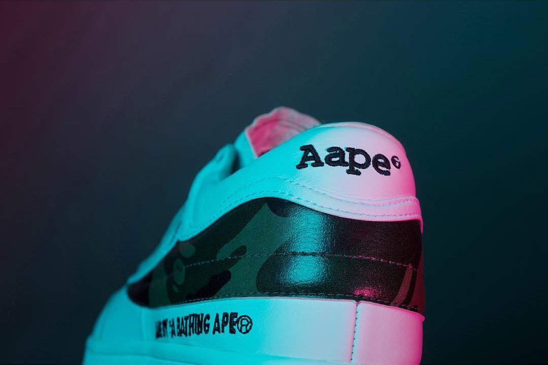 Introducing the AAPE by A Bathing Ape x FILA Collaboration