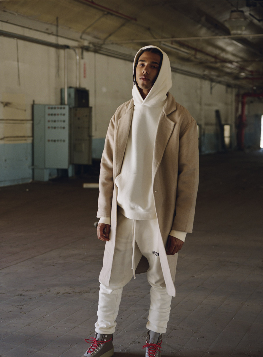 Fear Of God Release ESSENTIALS Collection Lookbook