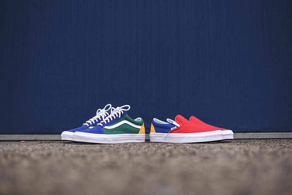 """Vans Drops """"Yacht Club"""" Pack Perfect For Summer"""