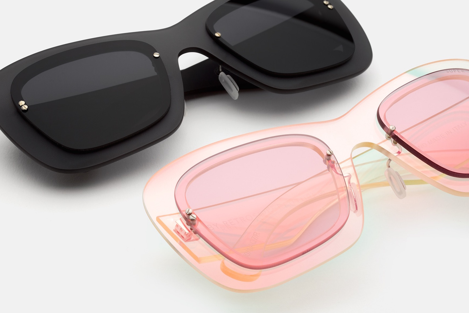 RETROSUPERFUTURE Releases Sunglasses That Feature a 90s-Twist