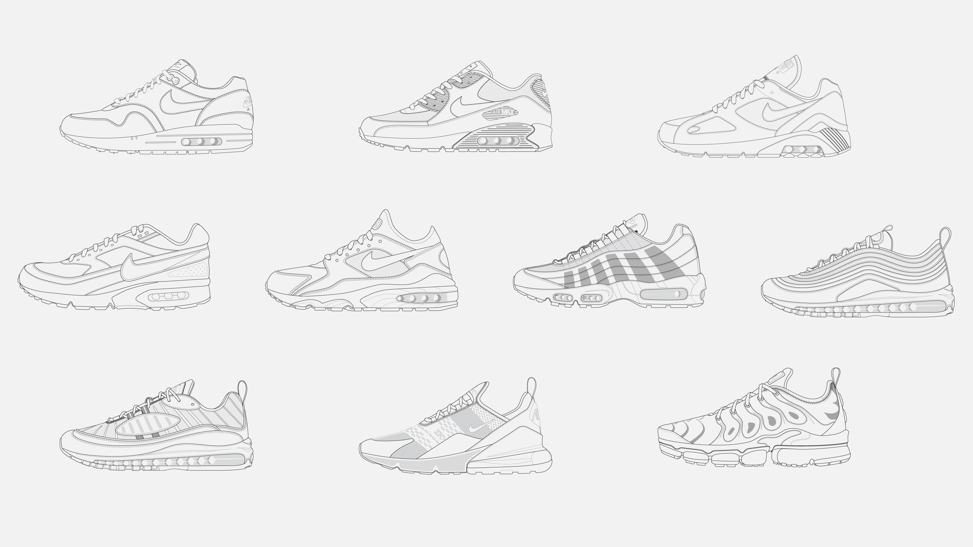 Nike 'On Air' Creative Workshops Coming to London for Air Max Day 2018