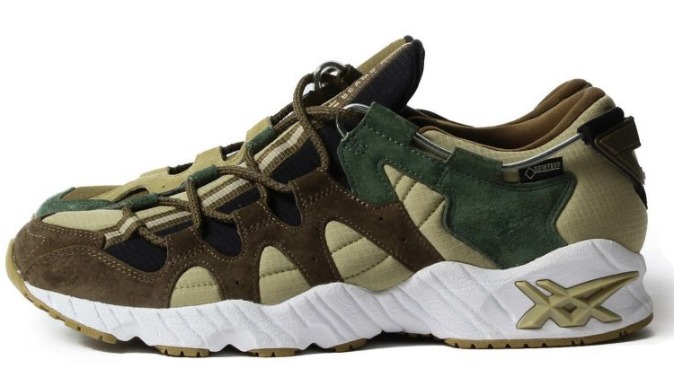 Asic Tiger Unveil a Camo Colourway for the Gel Mai G-TX Model
