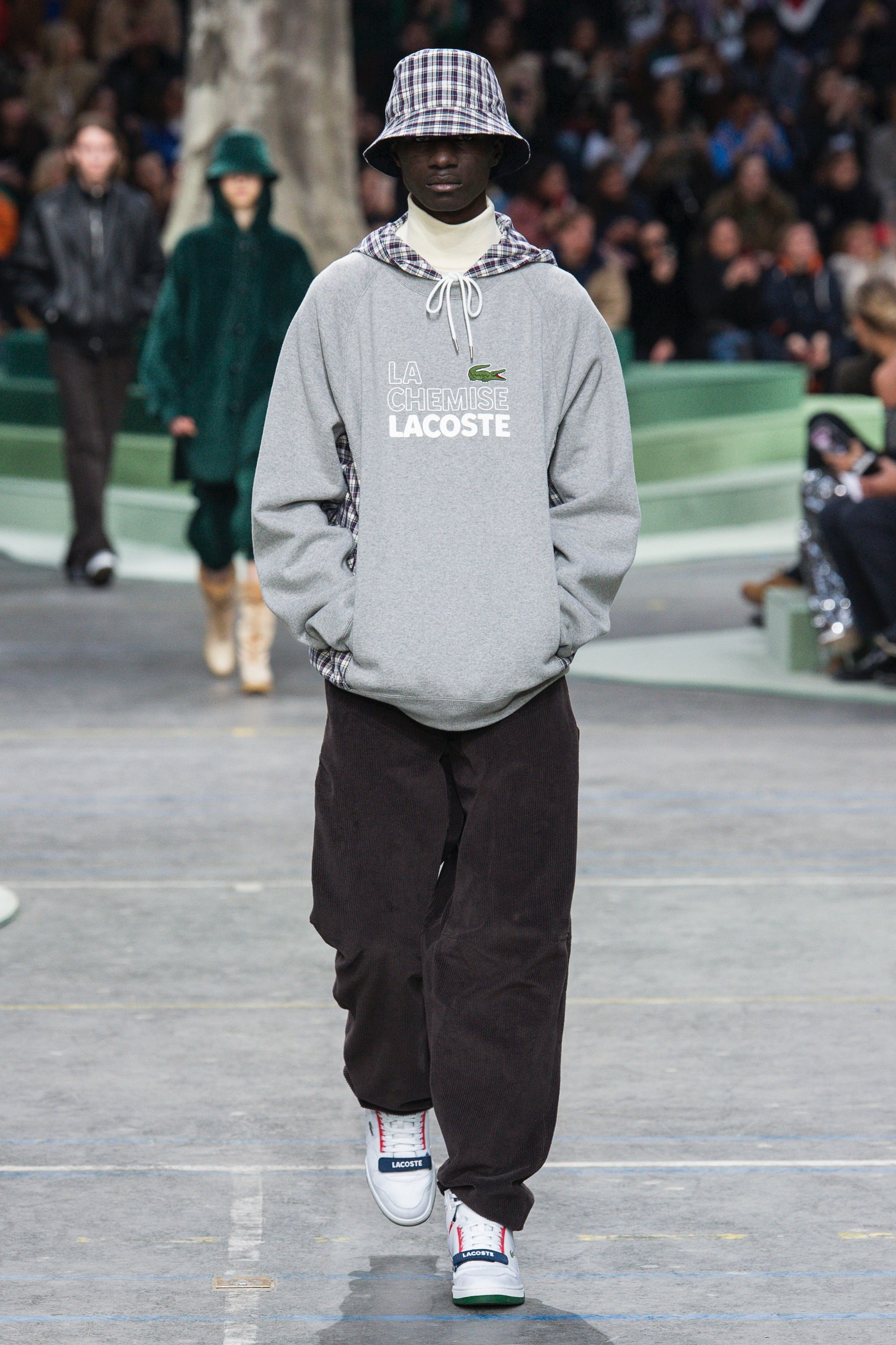 PFW: Lacoste Autumn/Winter 2018 Collection