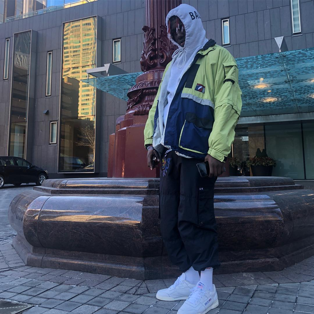 SPOTTED: Lil Yachty in BAIT x Reebok, Balenciaga, Supreme and More