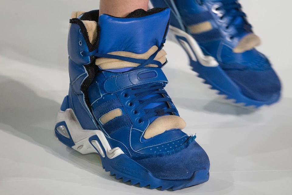 Maison Margiela Reveals New Chunky Sneaker for Fall/Winter 2018