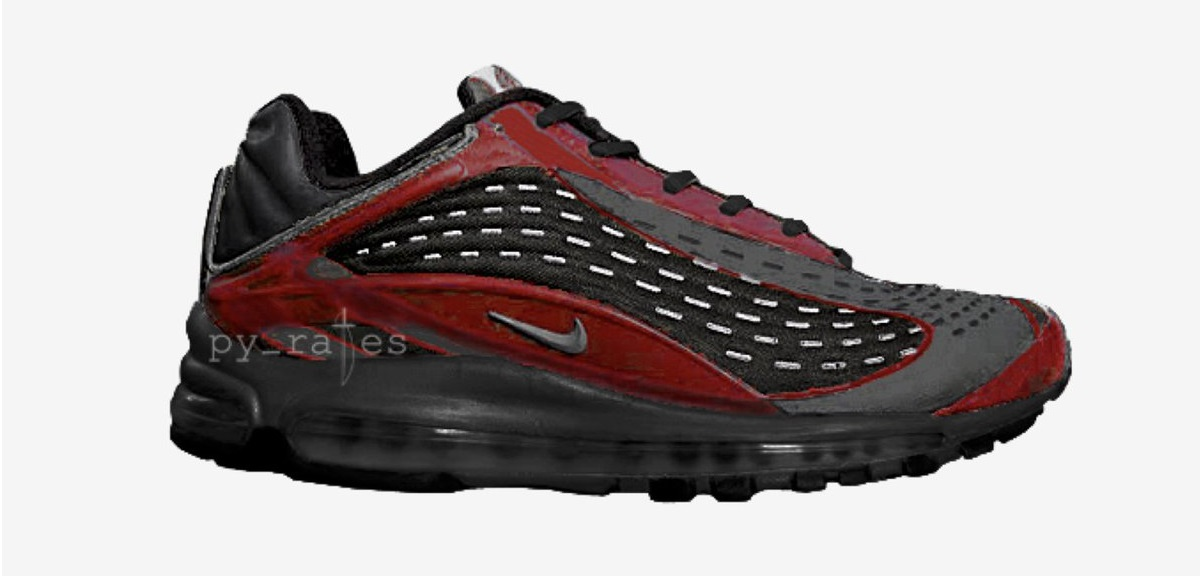 Skepta's Collaborative Nike Air Max Deluxe Has Apparently Leaked