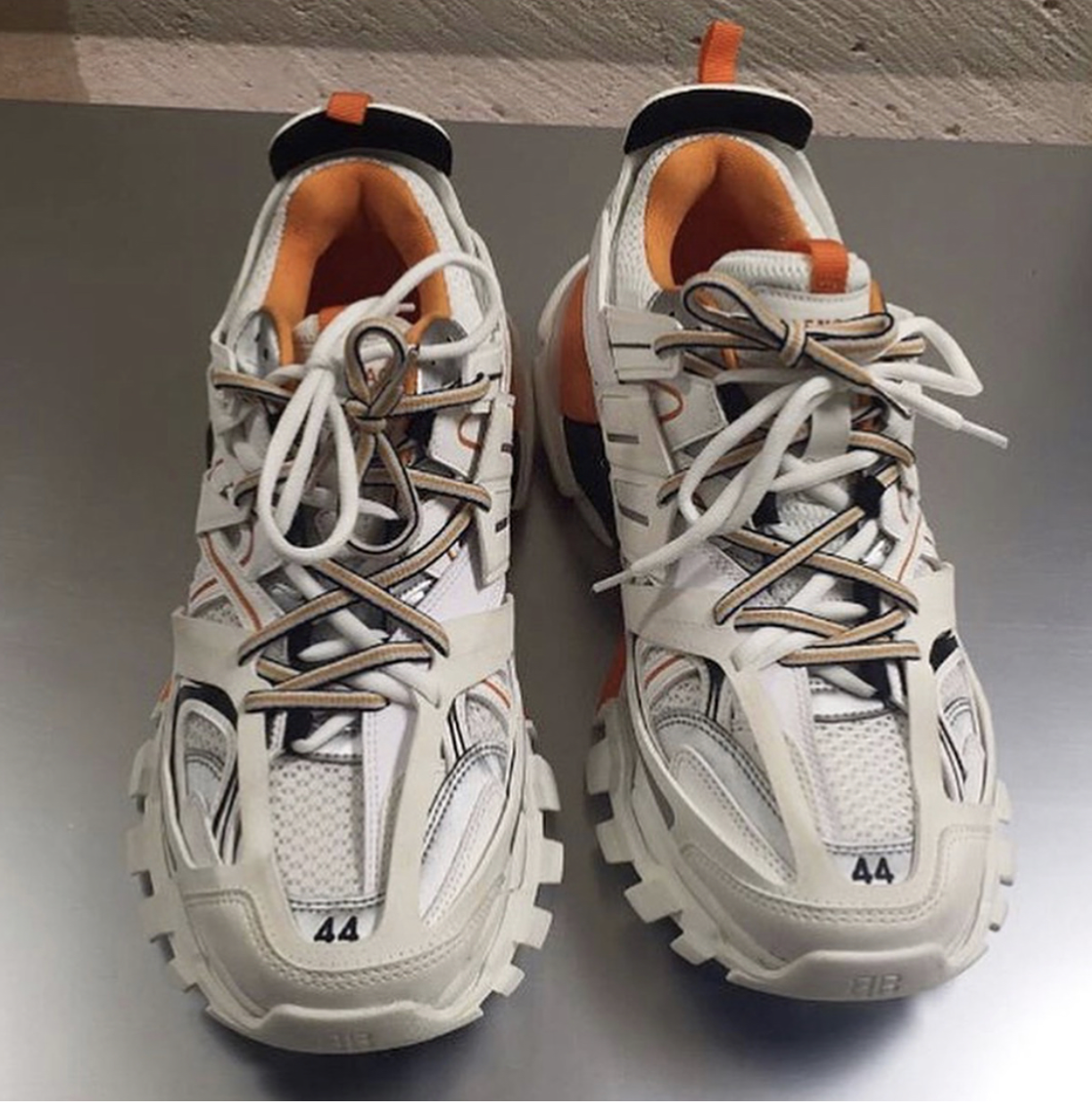 Take A Look At Balenciaga's New Trekking Inspired Trainer