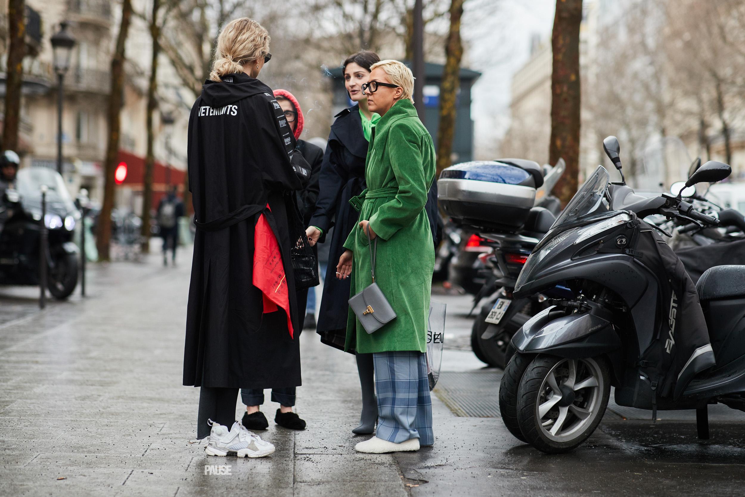 Street Style: Paris Fashion Week Day 4