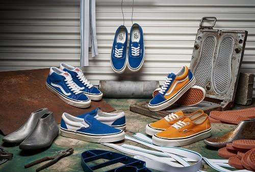 Vans Anaheim Factory SS18 Collection